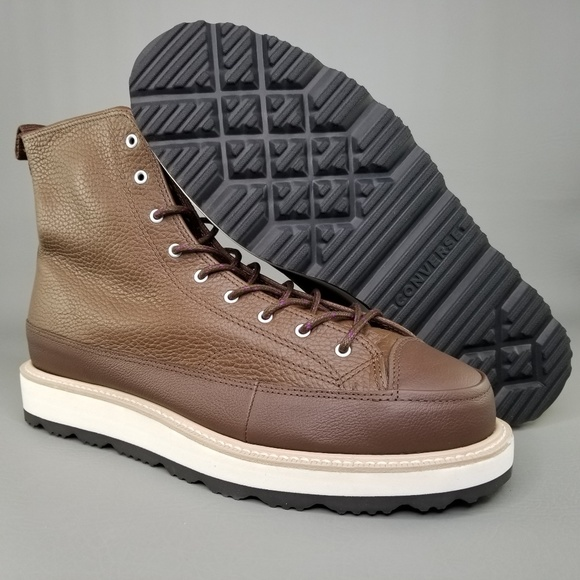 f413b7bfc743 Converse Chuck Taylor Crafted Hi Leather Boot